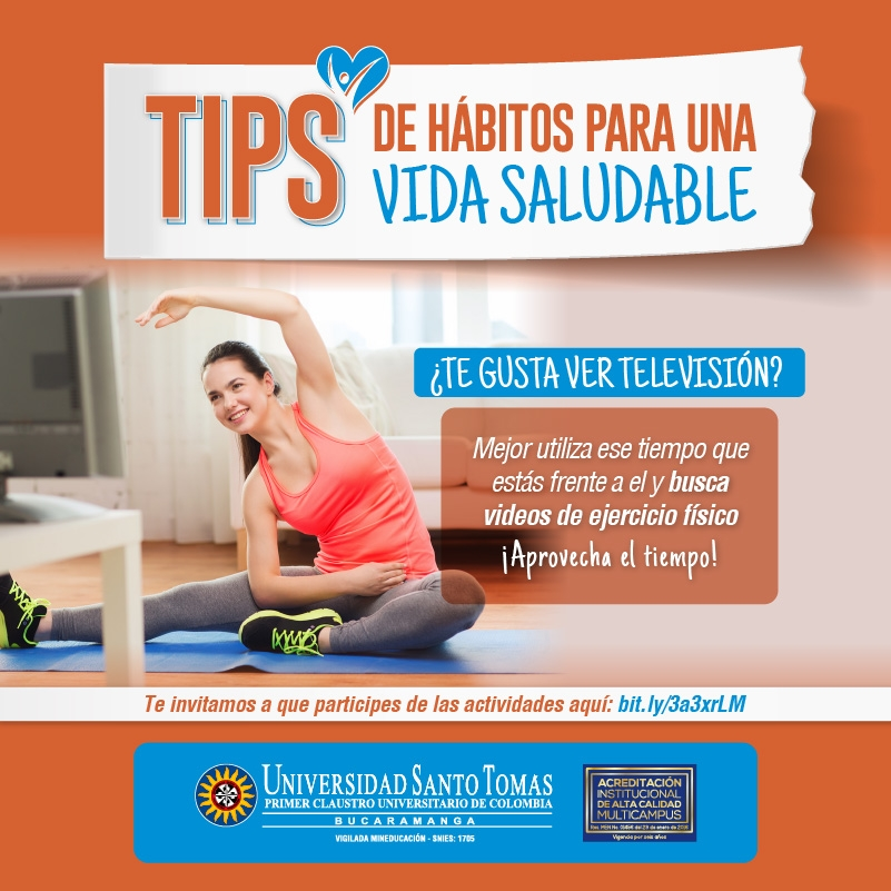 Tips Hábitos vida Saludable Sep 22